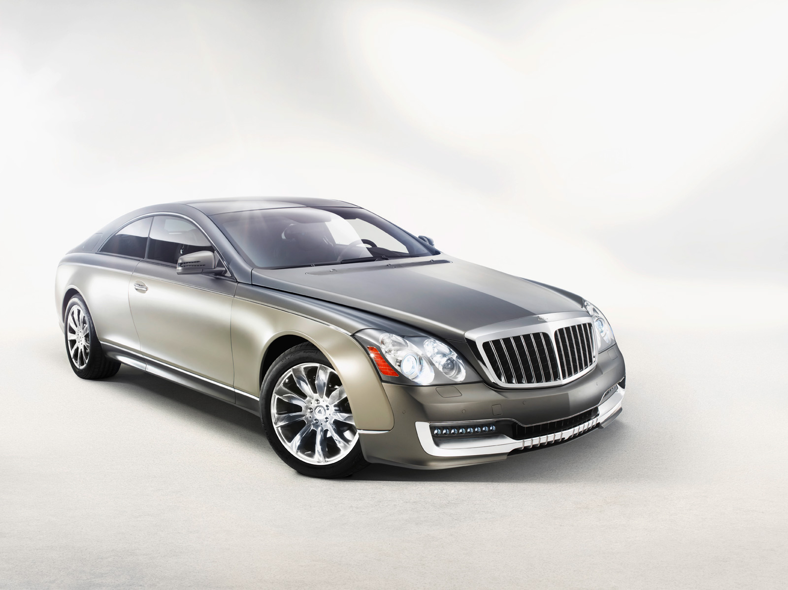 based on the Maybach 57 S