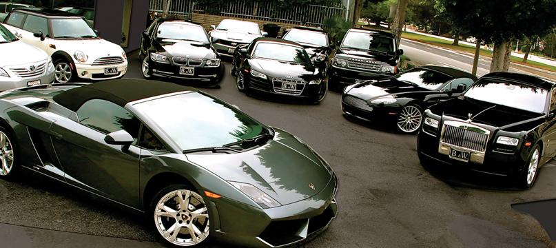 Mecum Car Rental