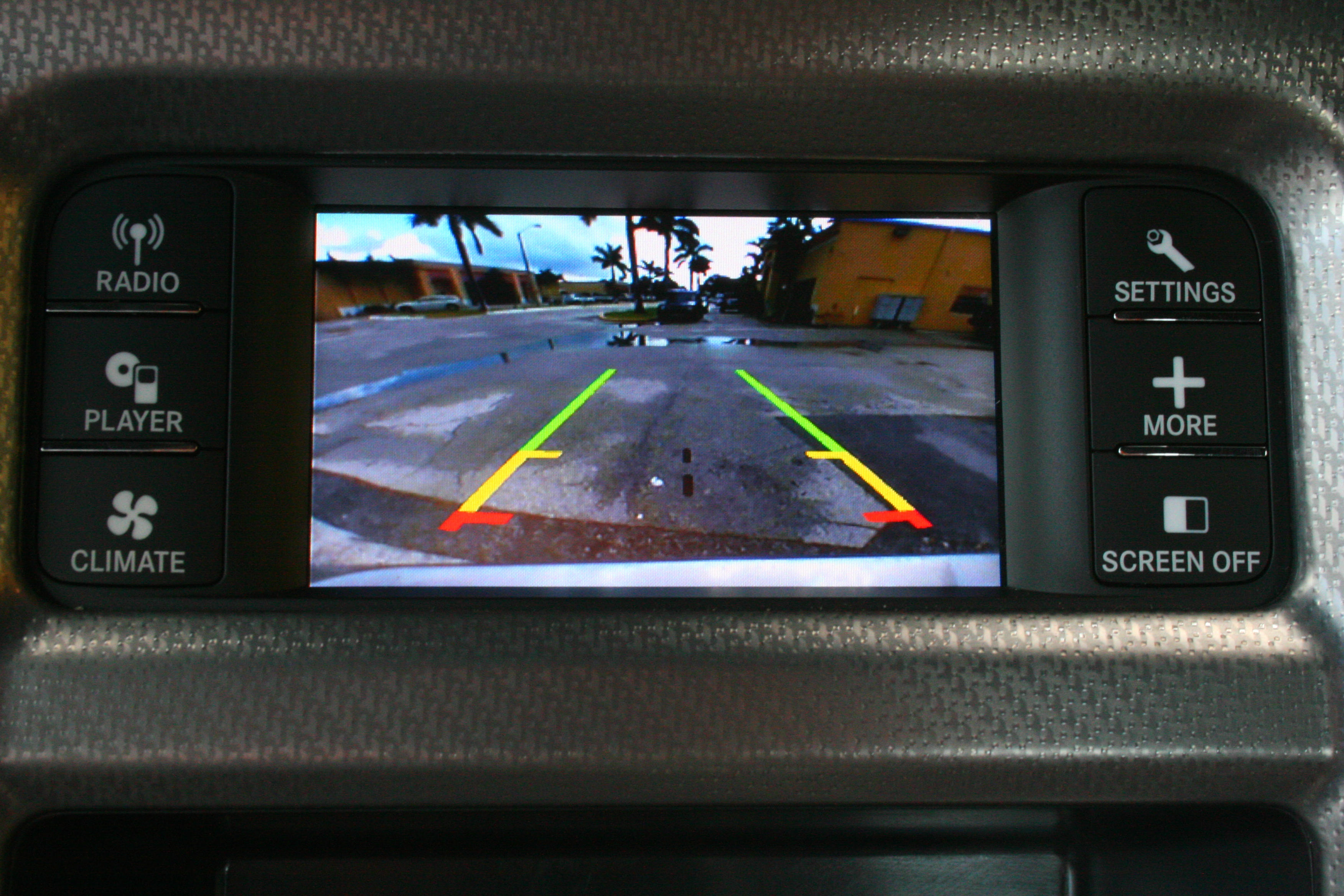 Aftermarket Nav And Backup Camera For 4 3 Touchscreen