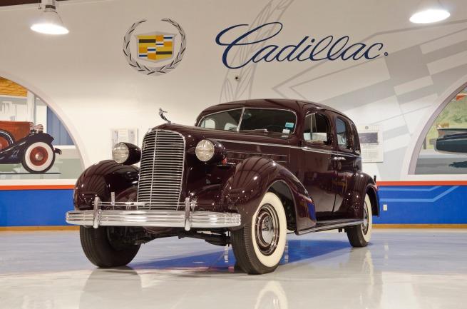 1936 Cadillac V16 Sedan (Lot S94)